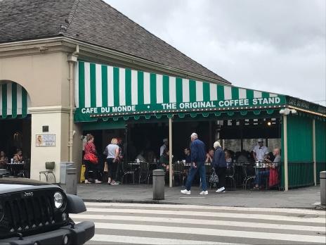Cafe Du Monde a MUST